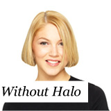 without halo